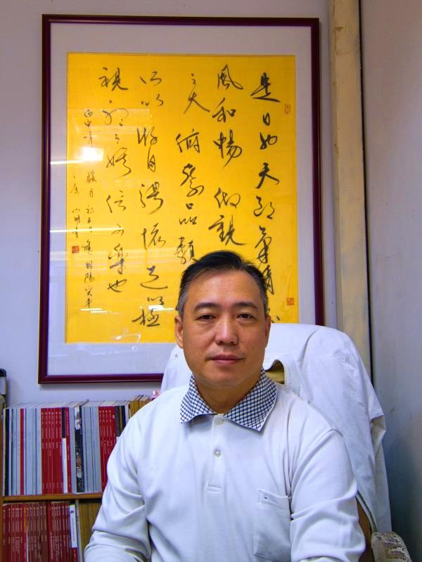 专访兴阳贸易负责人颜昭阳——专攻特色领域,满足特殊需求