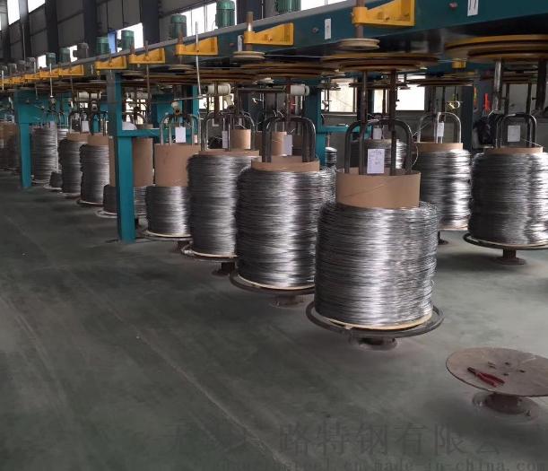日铁不锈提高6-8月铬系不锈钢线材合同价格