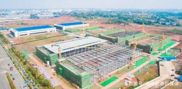 福安:青拓科技60万吨冷轧项目年底完成厂房主体建设