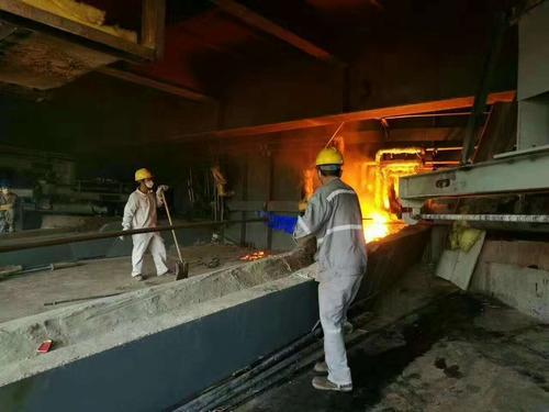 印尼德龙二期镍铁项目第8条线于8月初投产出铁