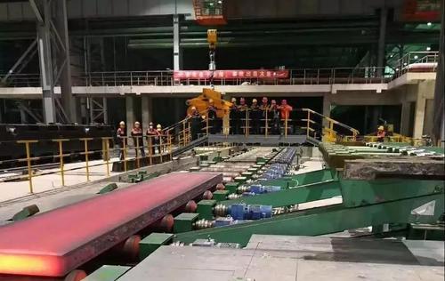 进入设备安装阶段 青拓特钢一期预计4月份投产