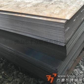 鞍钢 工业板 65MN弹簧 2-10MM*1260*2500